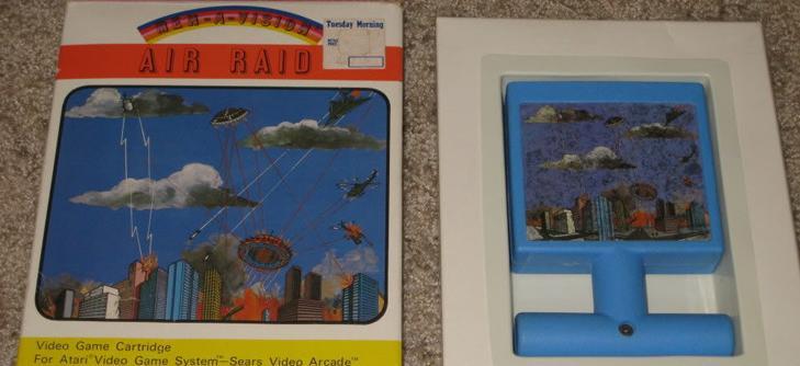 Air Raid, Atari
